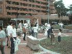 初夏のクリーン運動を開催しました。 4